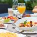 Frühstück Terrasse Sommer Still (4)